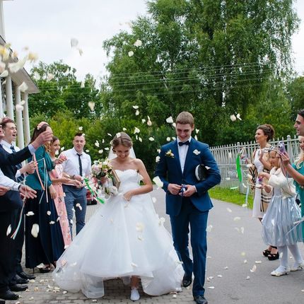 """Организация свадьбы под ключ - пакет """"свадьба Medium"""""""