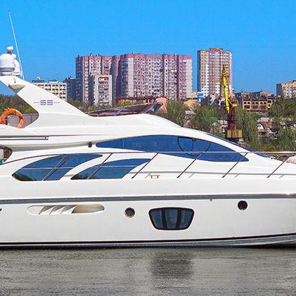 Аренда моторной яхты Azimut 55