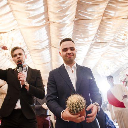 Проведение свадьбы и Dj (c оборудованием)