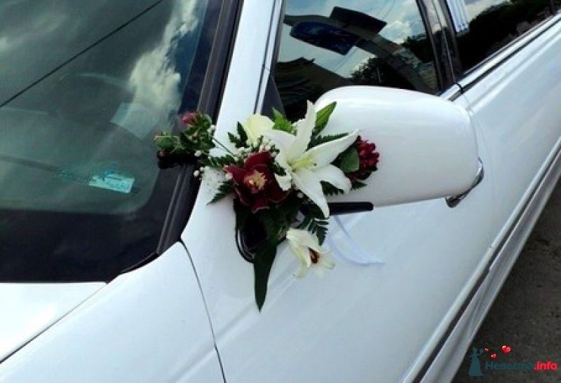 """композиция на зеркала - фото 452313 Салон цветов """"Flower's tino"""""""