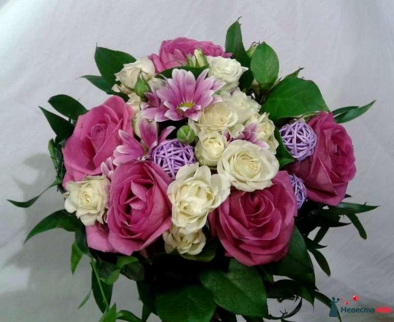 """Фото 452827 в коллекции Букет невесты - Салон цветов """"Flower's tino"""""""