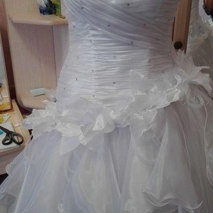 Пошив платьев