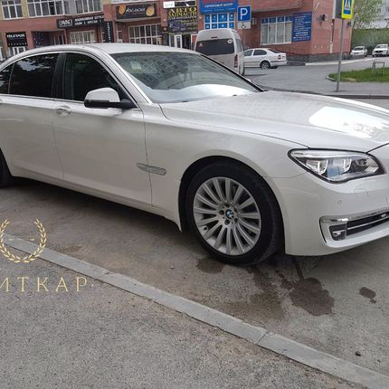 Аренда BMW 7-Series