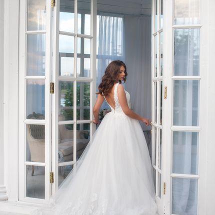 Свадебное платье Мелиса