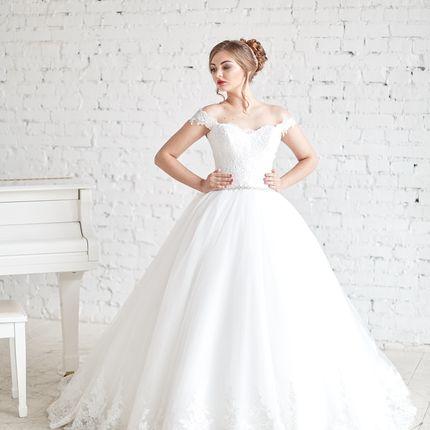 Свадебное платье Мариэлла