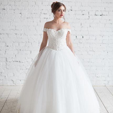 2e89c51362a8626 Пышные свадебные платья купить в Санкт-Петербурге: каталог платьев ...