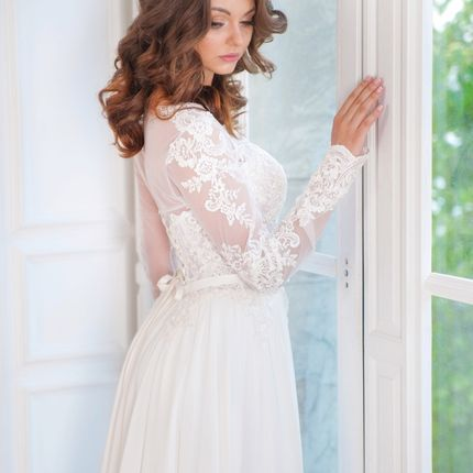 Свадебное платье Лейла