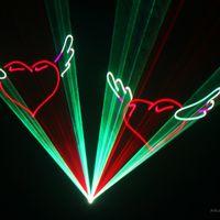 3D лазерное шоу
