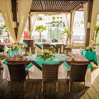 Свадьба в стиле Tiffany в Доминикане