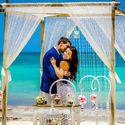 Свадьба в Домииникане, на пляже Колибри