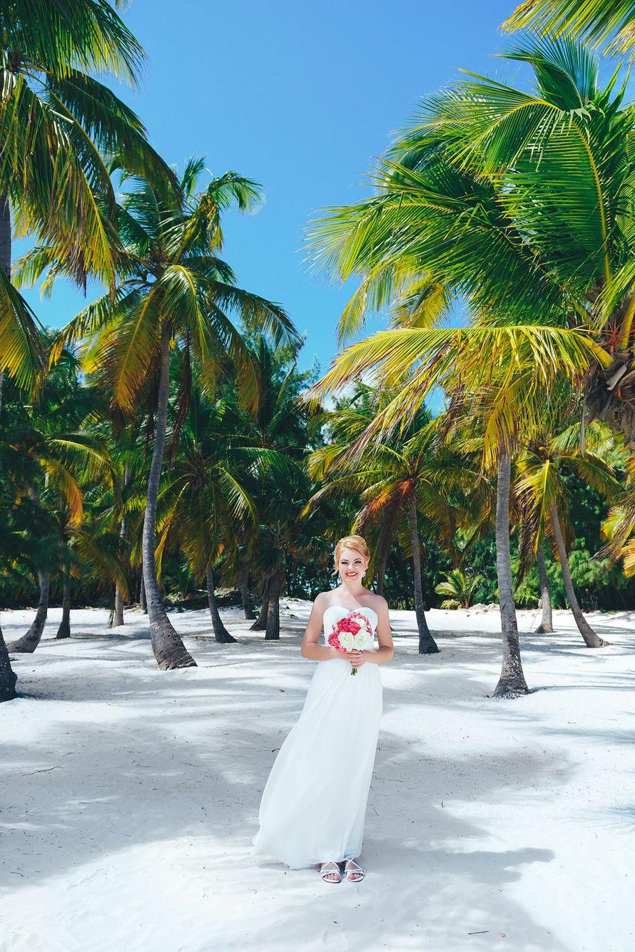 Фото 14493404 в коллекции Официальная свадьба в Доминикане на пляже Juanillo в Кап Кане {Сергей и Кристина} - Caribbean Wedding - свадьба в Доминикане