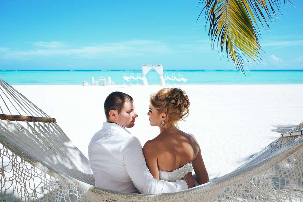 Фото 14493426 в коллекции Официальная свадьба в Доминикане на пляже Juanillo в Кап Кане {Сергей и Кристина} - Caribbean Wedding - свадьба в Доминикане
