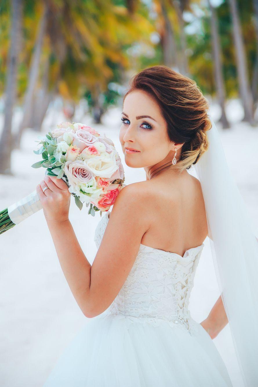 Фото 14544306 в коллекции Официальная свадьба в Доминикане, на пляже Juanillo {Дэвид и Мартина} - Caribbean Wedding - свадьба в Доминикане