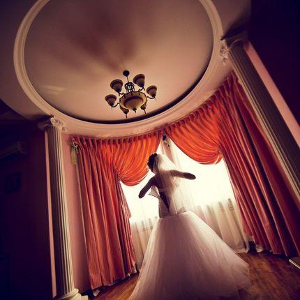 Аренда комнаты для сборов невесты
