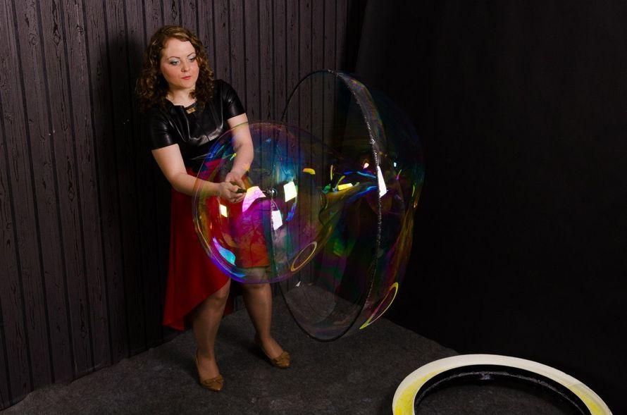 Заказ шоу на Ваш праздник по телефону 8-923-799-33-34 - фото 11100378 Шоу мыльных пузырей Евгении Коростелевой