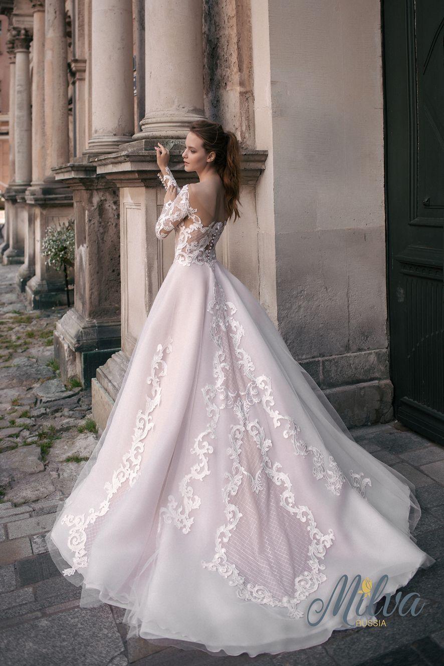 Фото 16399826 в коллекции Портфолио - Свадебные платья Milva