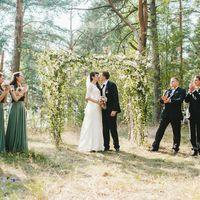 Свадьба в стиле Вереск