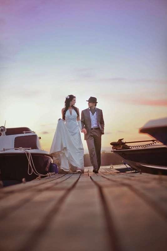 Фотограф на свадьбу. Гангстерская свадьба - фото 3268963 Фотограф Калугина Ольга