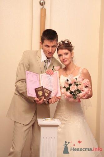 Фото 9790 в коллекции Зимняя свадьба Петра и Натальи  - Dima Solovey - фотограф