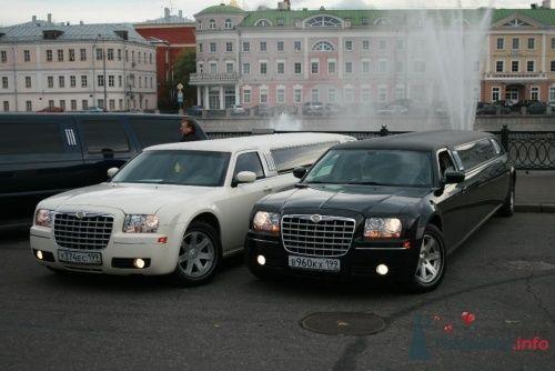 Крайслер 300с - фото 931 Limo-pro лимузины на свадьбу