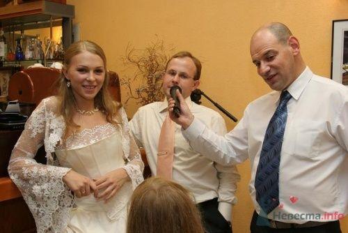 Тамада, ведущий свадьбы Михаил Максимов - фото 3953 Тамада, ведущий свадьбы Михаил Максимов