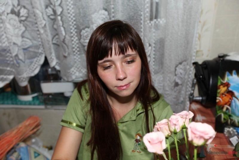 делаю свадебный букет - фото 68778 ВикуськаЯ