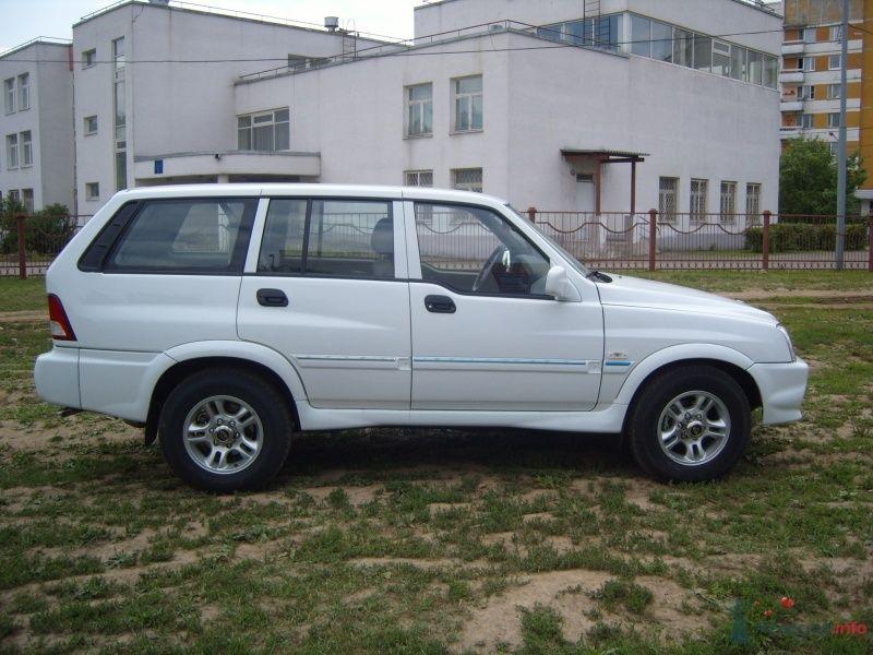 Машинка моя - фото 31008 Дима на белом джипе