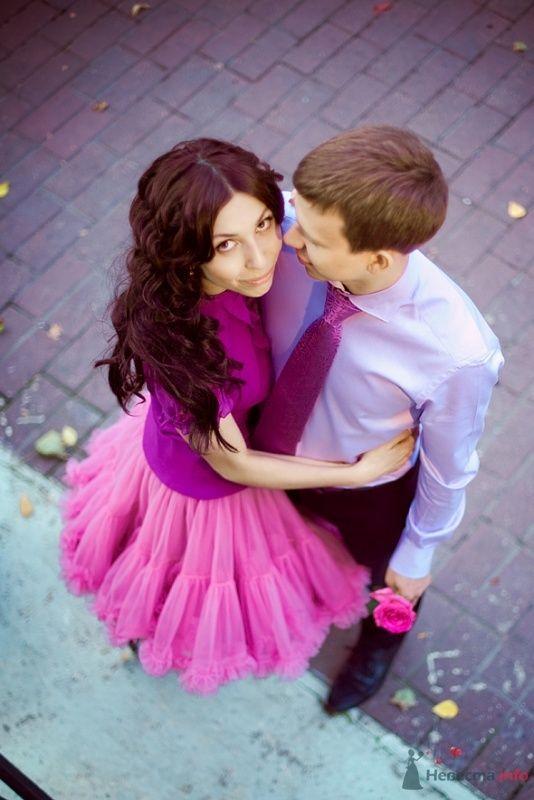 Фото 59984 в коллекции Фиолетово-розовая свадьба