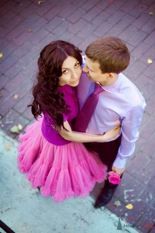Фото 59984 в коллекции Фиолетово-розовая свадьба - kisto4ka