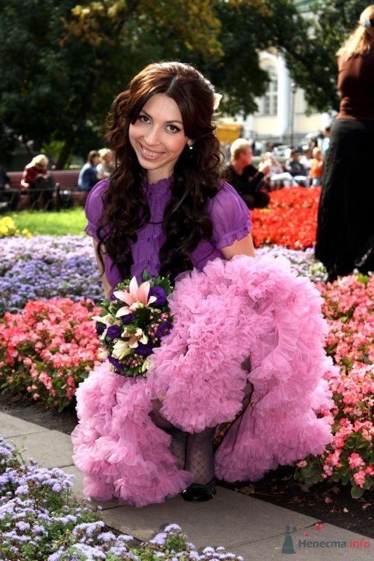 Фото 59987 в коллекции Фиолетово-розовая свадьба - kisto4ka