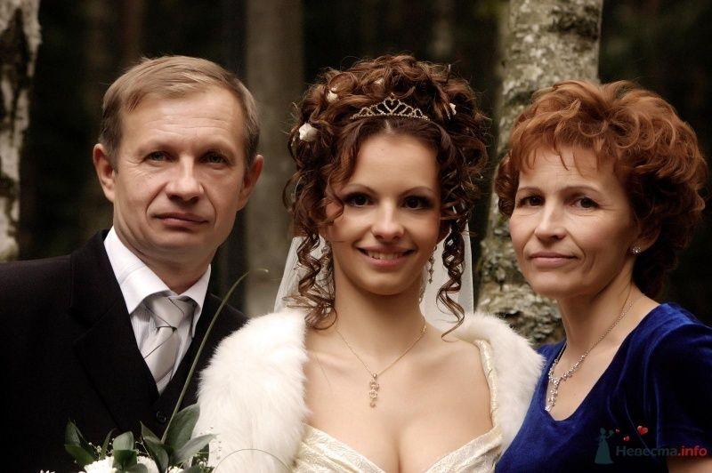 я с родителями - фото 65702 Любимка)