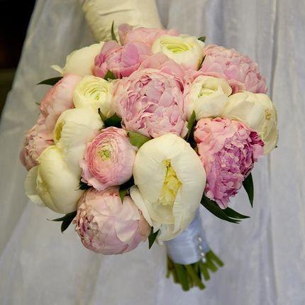 """Букет невесты """"Sarah Bernhardt"""""""