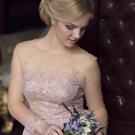 Nude свадебное/вечернее платье