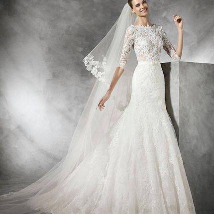 Платье Pronovias Timy