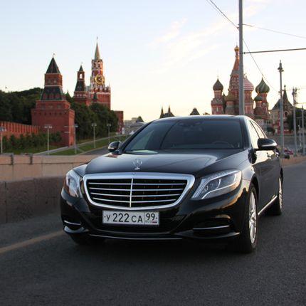 Аренда Мерседес S-class