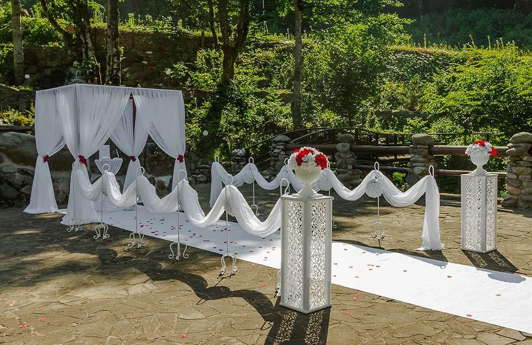 Арка-шатер - фото 11294926 Вероника пожени - аренда арок, декора, фотозоны