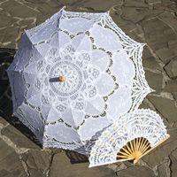 Зонтик + веер