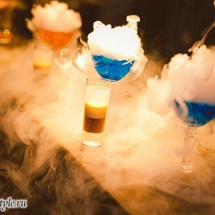 Выездной бар - 50 коктейлей