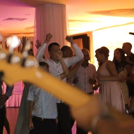 Кавер-группа на свадьбу