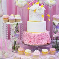 Свадебный торт от Свит Бисквит