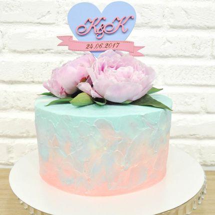 Торт кремовый