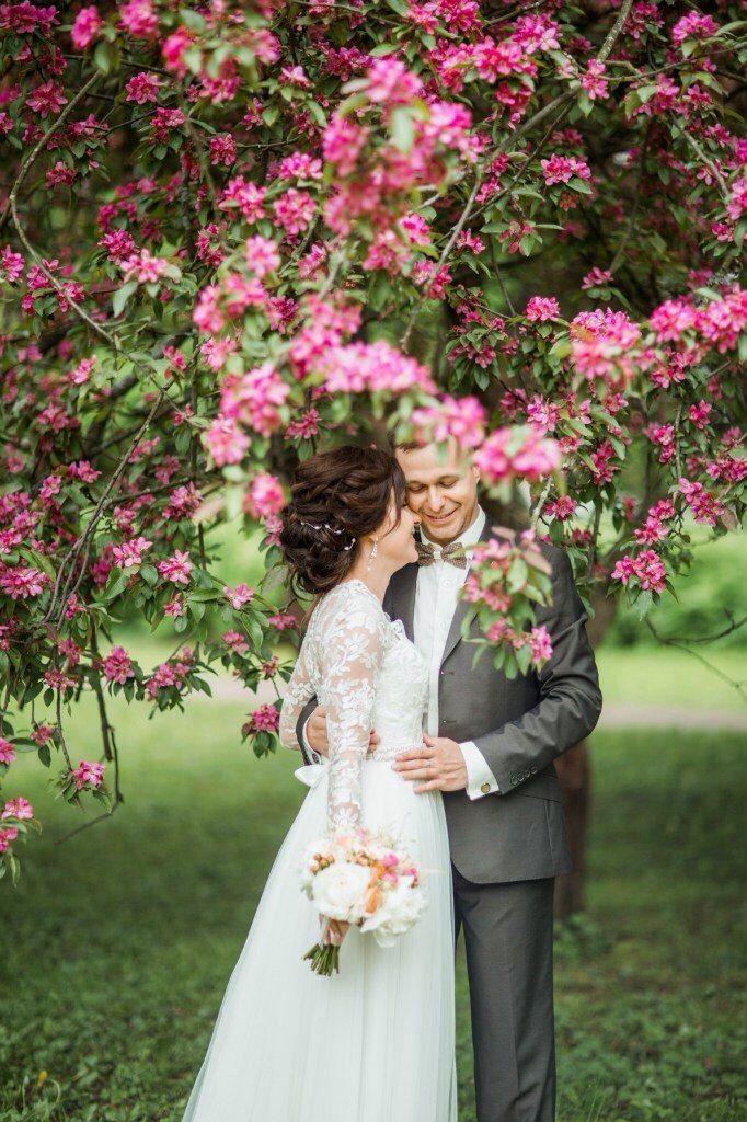 Фото 11387096 в коллекции Аня и Андрей. 29 мая 2015 - Мастерская флористики и декора Blooming Twig