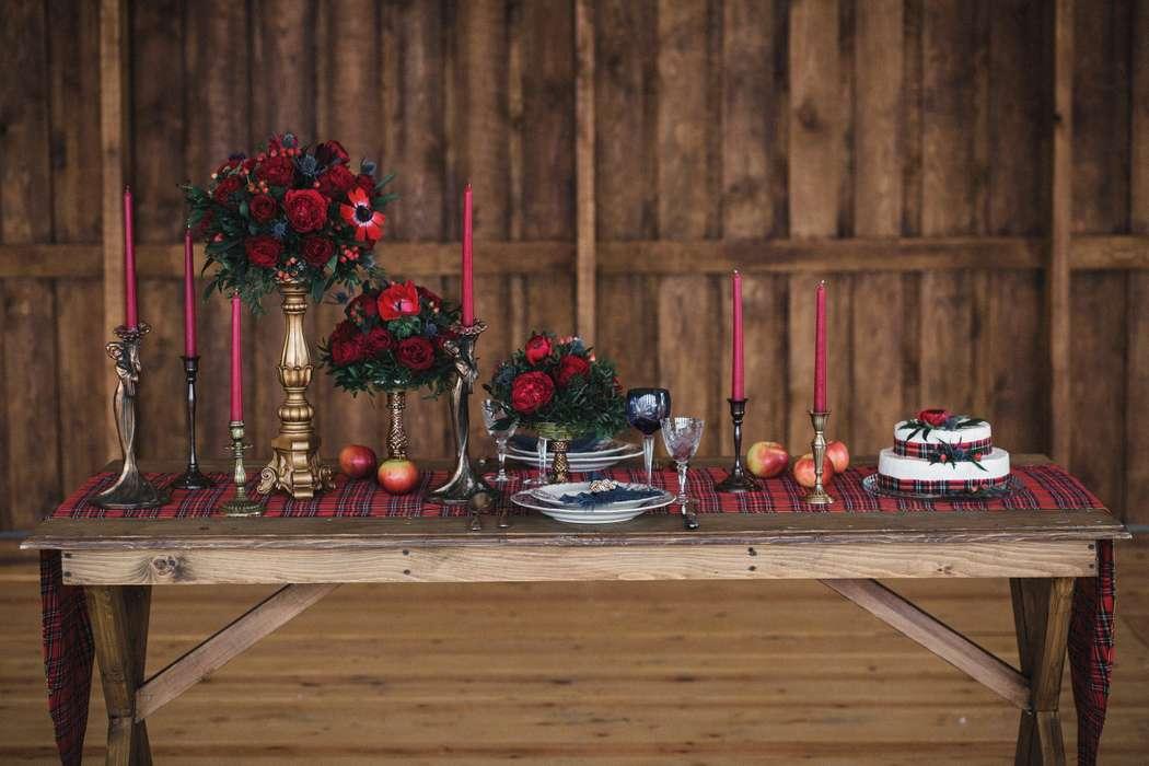 "Фото 16606610 в коллекции Love Story Ани и Антона ""Загадочная Шотландия"" - Мастерская флористики и декора Blooming Twig"