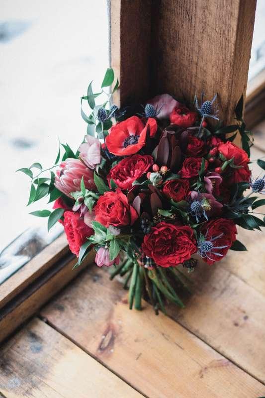 "Фото 16606656 в коллекции Love Story Ани и Антона ""Загадочная Шотландия"" - Мастерская флористики и декора Blooming Twig"