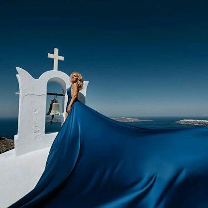 Образ невесты в Италии, Греции