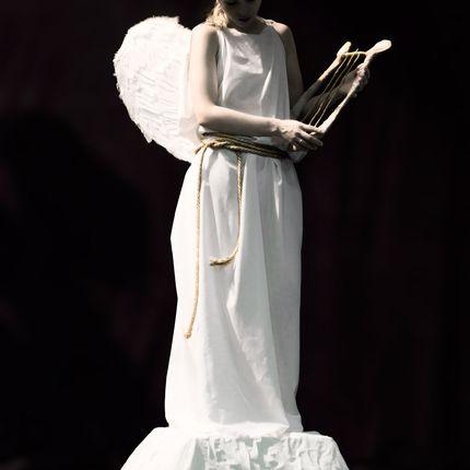 Живые статуи, 1 час