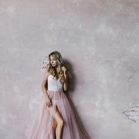 Будуарное платье Boudoir dress Princess corset powdery NEGLIGE DRESS