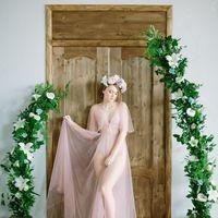 Montello pink NEGLIGE DRESS