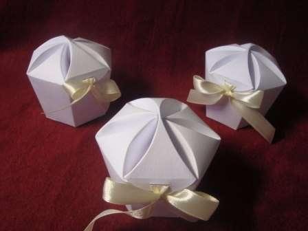 № 34 - фото 4578527 Свадебные бонбоньерки в Краснодаре
