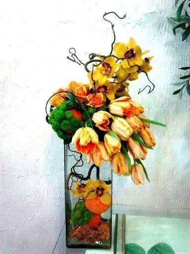 "Фото 11540862 в коллекции Портфолио - Студия декора и флористики ""Magnolia flowers"""